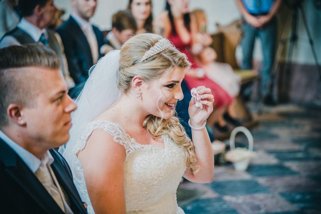 Kirchliche Trauung - Hochzeit