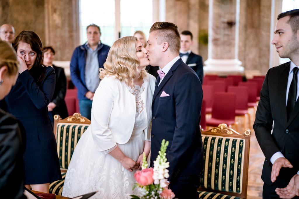 Standesamtliche Trauung - Hochzeit