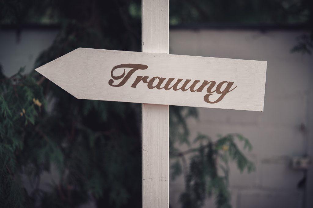 Freie Trauung Villa Scheid