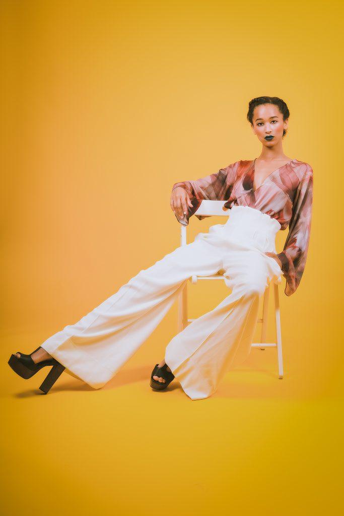 Jasmin - Fashion Editorial