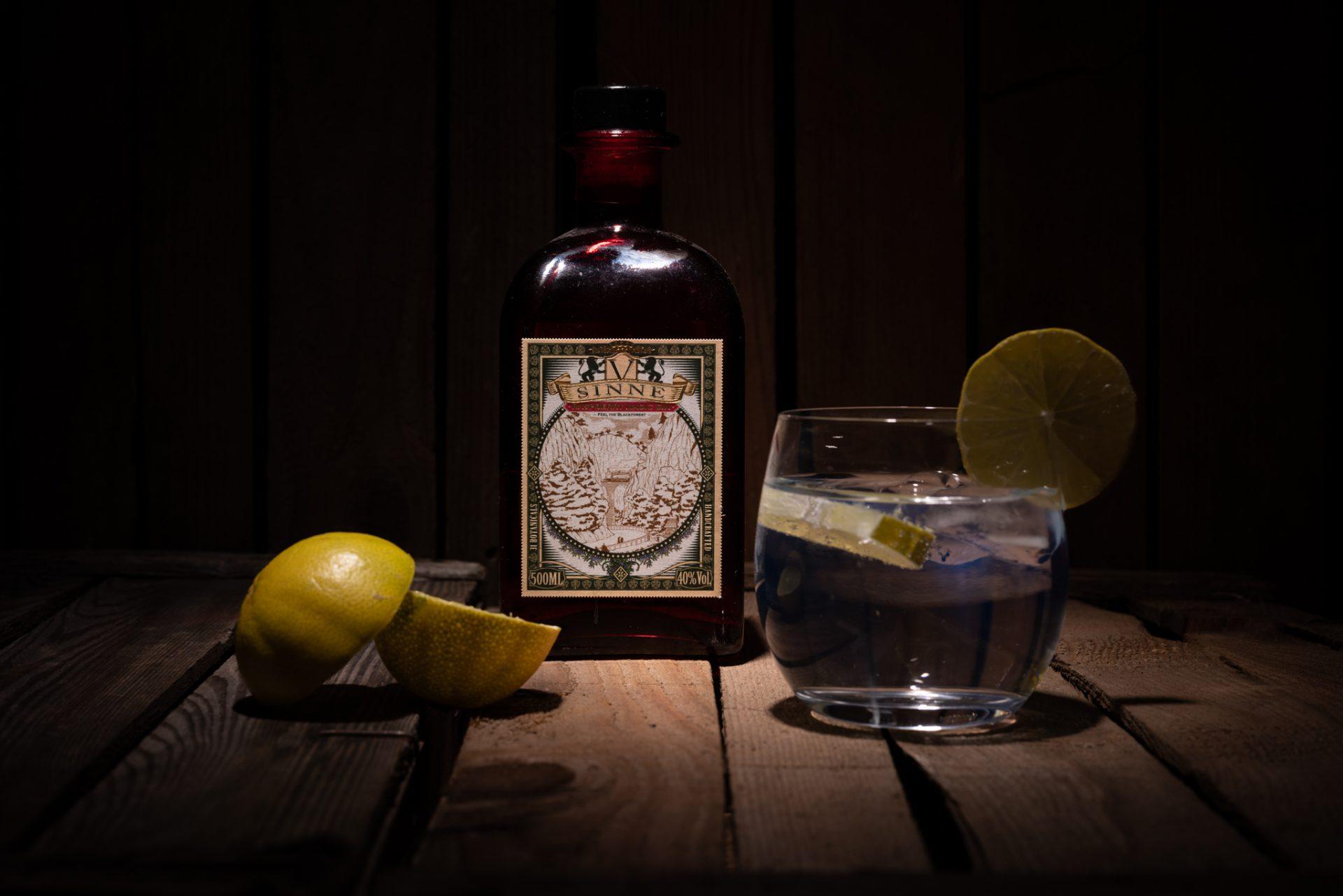 RAW Gin Time